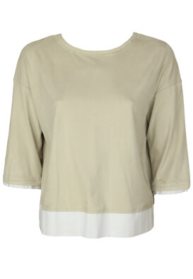 Bluza ZARA Alivia Light Beige