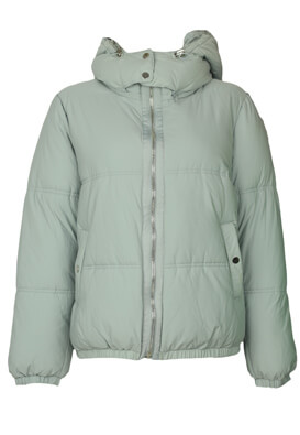 Geaca ZARA Georgia Light Green