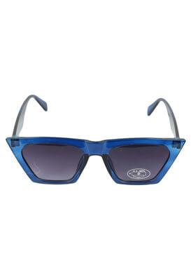 Ochelari de soare Bershka Laura Dark Blue