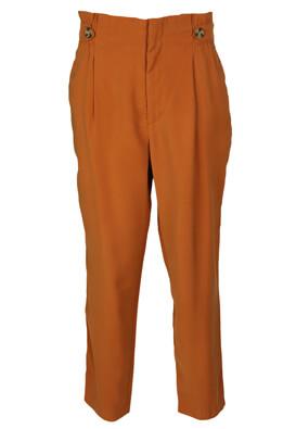 Pantaloni ZARA Sierra Brown