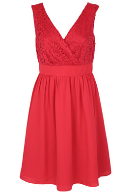 Rochie Orsay Lilly Red