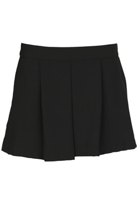 Pantaloni scurti ZARA Yvette Black
