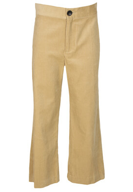 Pantaloni ZARA Carrie Light Beige