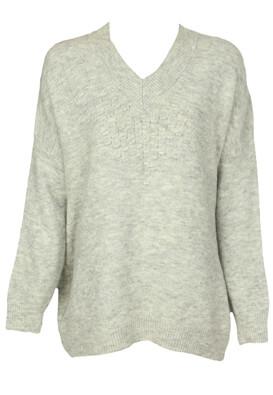 Pulover Orsay Jane Light Grey