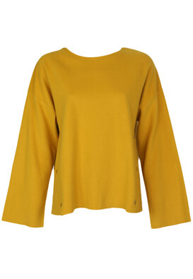 Bluza ZARA Kitty Dark Yellow