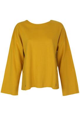Bluza ZARA Kitty Dark Yellow