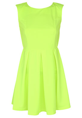 Rochie Glamorous Kitty Light Green