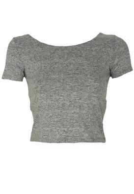 Tricou Glamorous Ciara Grey