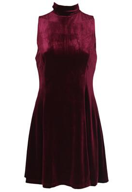 Rochie Glamorous Paula Dark Purple
