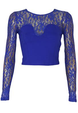 Bluza Glamorous Sylvie Dark Blue
