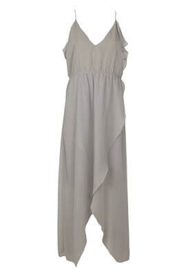 Rochie Glamorous Sally Light Grey