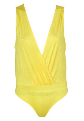 Body Pull and Bear Corinne Yellow