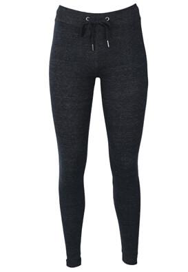 Pantaloni sport Bershka Maya Dark Blue