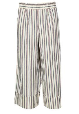 Pantaloni Bershka Danielle Colors