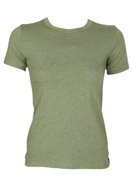 Tricou ZARA Nastasia Dark Green