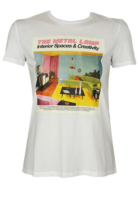 Tricou ZARA Elle Colors