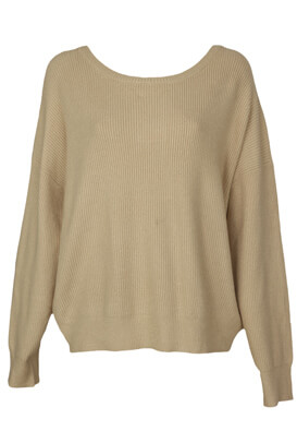 Bluza ZARA Maya Light Beige