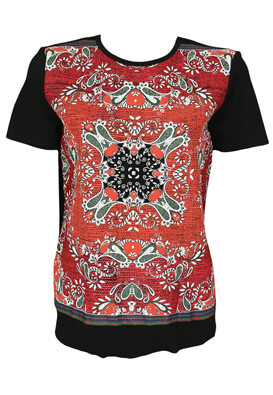 Tricou ZARA Maya Colors