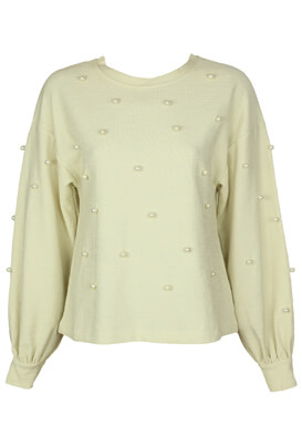Bluza ZARA Francesca Light Beige