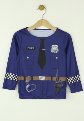 Bluza Reserved Cole Dark Blue