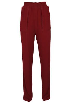 Pantaloni Reserved Erika Dark Red