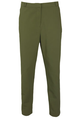 Pantaloni Reserved Roberta Dark Green