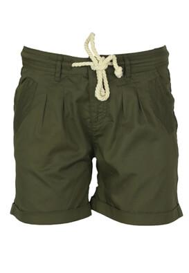 Pantaloni scurti House Vivien Dark Green