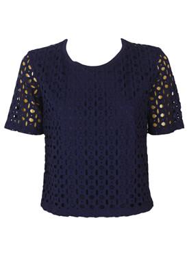 Tricou Reserved Rebecca Dark Blue