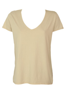 Tricou Reserved Wendy Light Beige