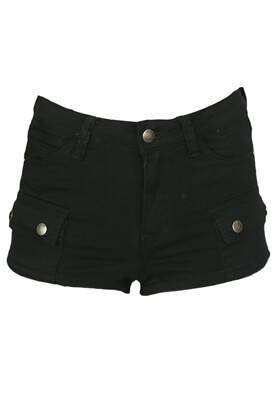 Pantaloni scurti Cropp Maya Black