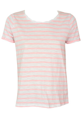 Tricou Reserved Whitney White