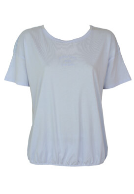 Tricou Reserved Ciara Light Blue