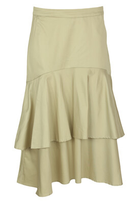 Fusta Reserved Patricia Light Beige