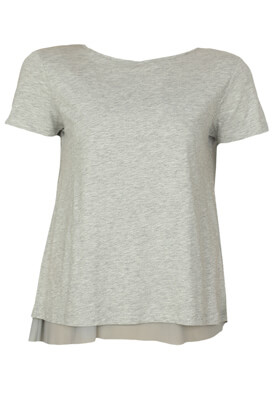 Tricou House Kimberly Light Grey