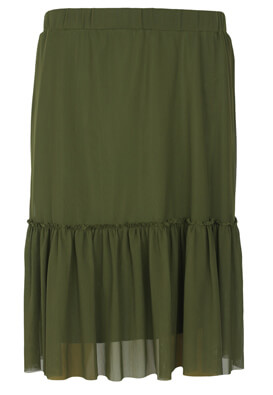 Fusta Reserved Mary Dark Green