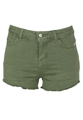 Pantaloni scurti House Elle Dark Green