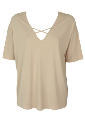 Tricou Reserved Nicole Light Pink
