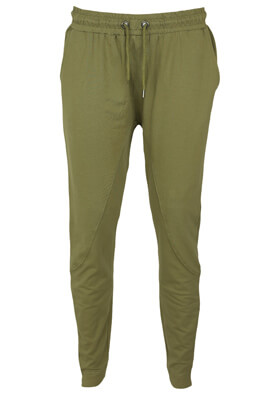 Pantaloni sport Reserved Sally Dark Green