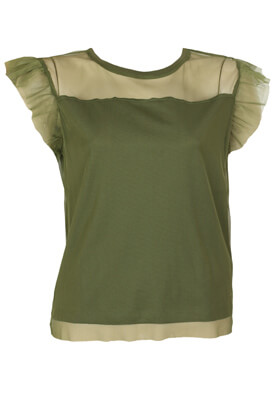 Tricou House Amelia Dark Green