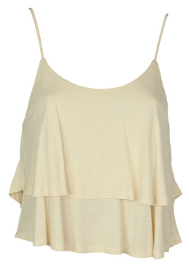 Top Cropp Yvonne Light Pink