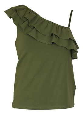 Top House Rita Dark Green