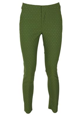 Pantaloni Reserved Xenia Dark Green