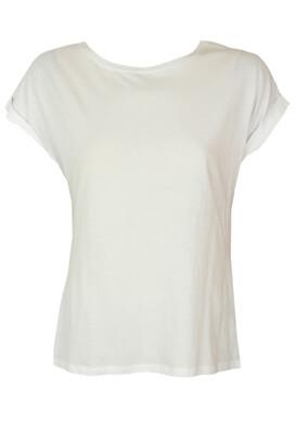 Tricou Reserved Kora White