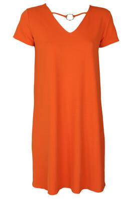 Rochie Reserved Ramona Orange
