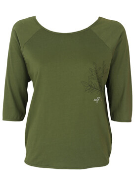 Bluza Reserved Dina Dark Green