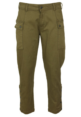 Pantaloni Reserved Debbie Dark Green