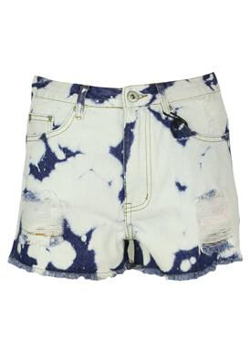 Pantaloni scurti Cropp Katia Blue