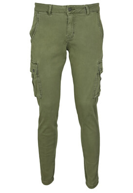 Pantaloni Reserved Nicole Dark Green