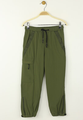 Pantaloni Reserved Kora Dark Green