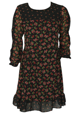 Rochie Reserved Flowers Colors